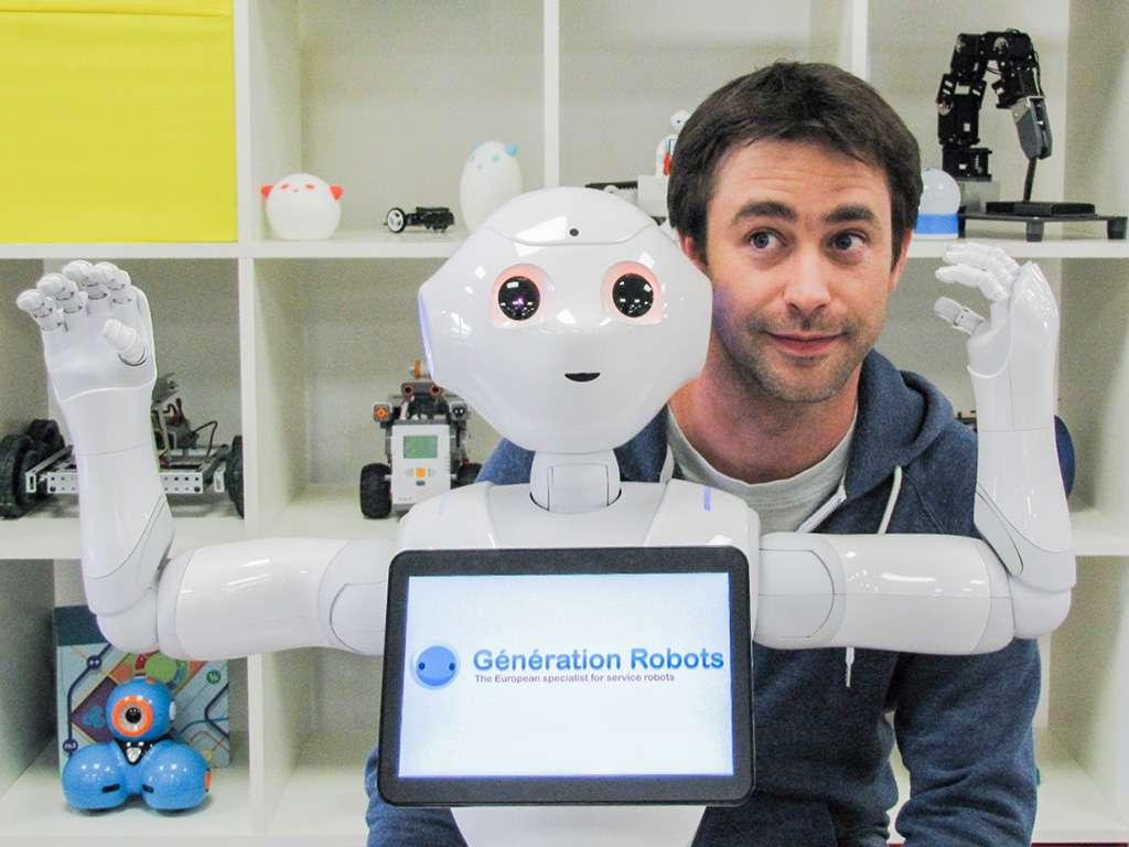 Philippe Génération Robots