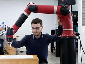 Nicolas Simon Generation Robots