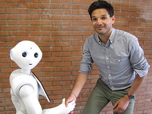 David Denis Génération Robots