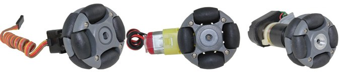 58mm Omniwheel Lego NXT