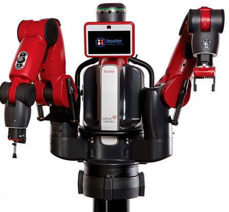 Baxter Collaborative robot from Rethink Robotics