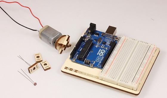 Official starter kit arduino