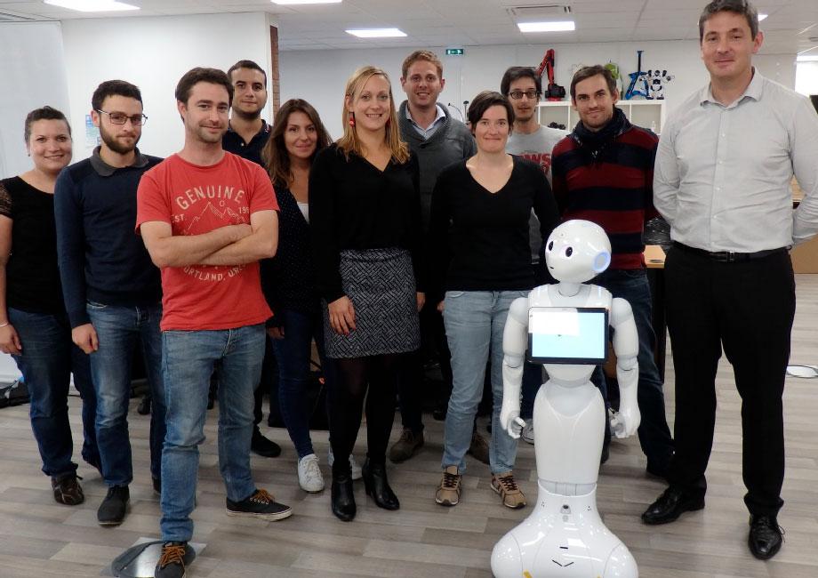 Team Generation Robots
