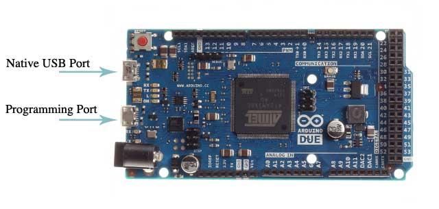 Arduino Due Board