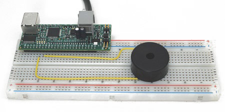 SuperPro Sensor with Breadboard for Lego Mindstorms NXT
