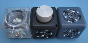 Premier robot avec Cubelets