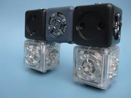 Conduite différentielle d'un robot Cubelet
