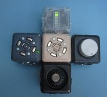 Interrupteur à l'aide du Cubelet Minimum