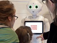 Cas client : le robot Pepper à l'accueil de la Cité des Sciences et de l'Industrie