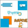 Découvrez les différents langages de programmation du robot Thymio