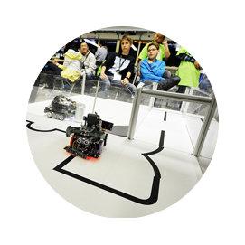 La RoboCup, un événement d'ampleur