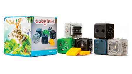 Kit de démarrage Cubelets Six