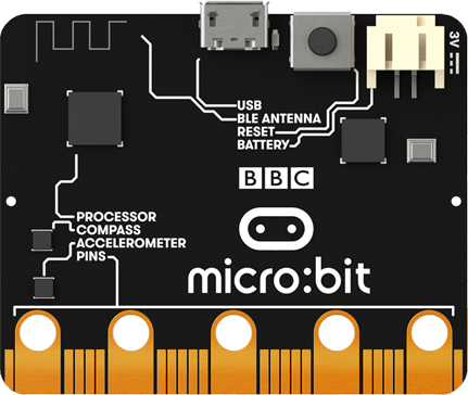 micro:bit Platine