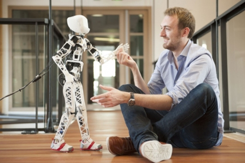 Robot Poppy Humanoid