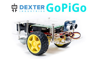 Kits robotiques pour Raspberry Pi