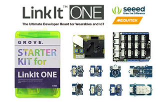 Grove Starter Kit pour LinkIt ONE