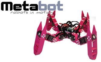 Plateforme robotique Metabot