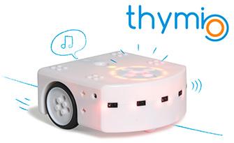 Thymio II robot for education