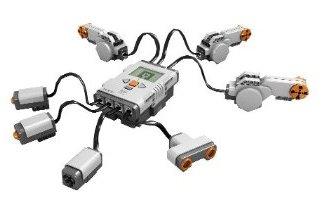 Nxt Lego Roboter Eine Der Besten Programmierbaren Lego Roboter