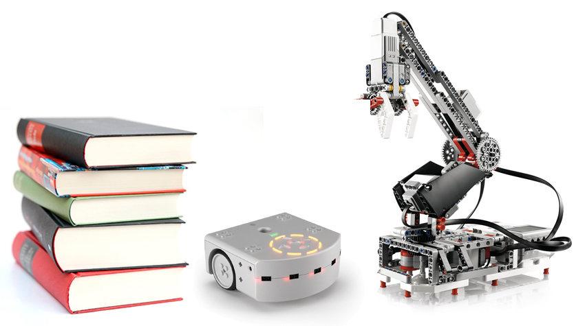 Educational resources for robotics at school