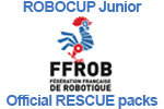 Official FFROB Rescue kit for the RoboCup Junior 2018