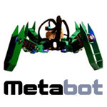 Plateforme robotique Metabot