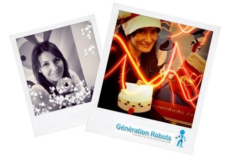 Selfies-Equipe Marketing-Generationrobots-GenRobXmas