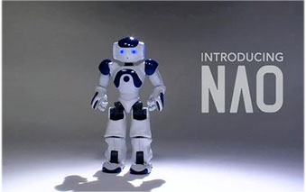 Robot humanoïde NAO