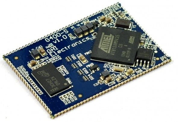 Le module G400-S de GHI Electronics