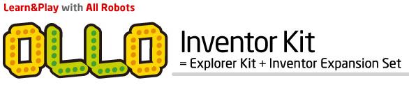 OLLO Inventor set
