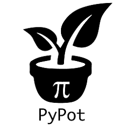Software-Library Pypot Logo
