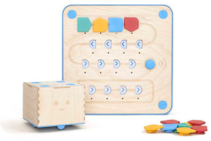 Robot Montessori Cubetto (version française)