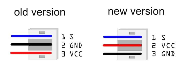 Câblage du diviseur de tension Gravity V2 de DFRobot