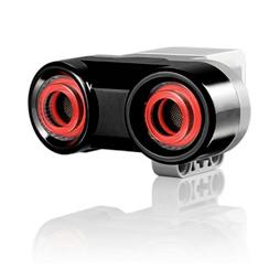 Ultrasound sensor used in Lego Mindstorms EV3 kits
