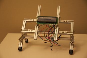 Exemples de projets réalisés avec le système MakerBeam - Génération Robots