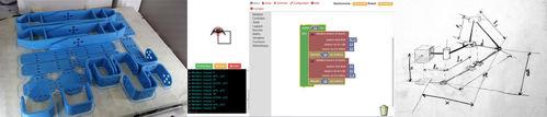 Metabot, an open source robotics platform for education