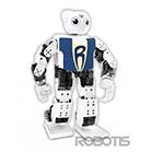 Programmierbarer humanoider Roboter Darwin-Mini
