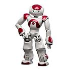 Programmierbare humanoiden Roboter NAO Evolution