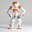 Programmable humanoid NAO Next Gen Robot