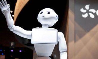 Pepper robot EDF Vivatech