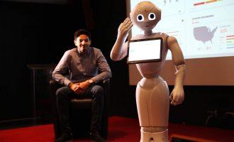 Pepper Trainings by Génération Robots
